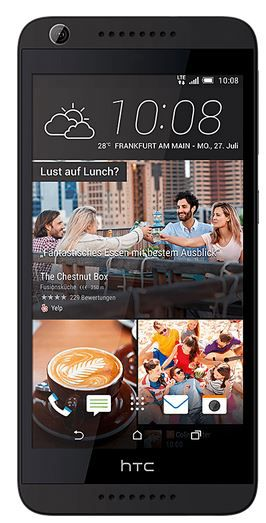 HTC Desire 626   5 Zoll blaues Smartphone für 99,90€ (statt 159€)   Zustand wie neu