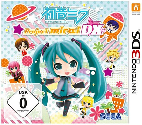 Hatsune Miku Hatsune Miku: Project Mirai DX (3DS) für 17,99€ (statt 24€)