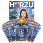 """""""HÖRZU Jahresabo + 125 Panini EM 2016 Sticker statt 124,10€ für 19,90€"""""""