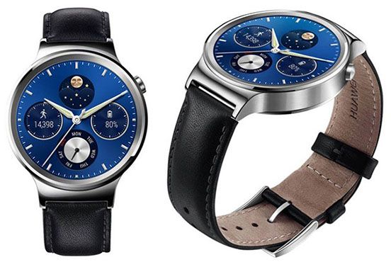 Huawei Watch Classic Smartwatch für 203€ (statt 272€)