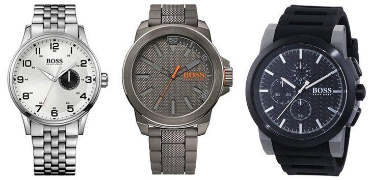 Knaller! Hugo Boss Uhren stark reduziert   z.B. Aeroliner Herrenuhr für 151€ (statt 214€)