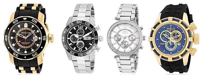 Invicta Uhren Sale bei Amazon Buyvip