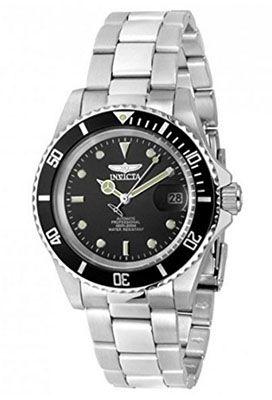 Invicta XL Automatik Herren Armbanduhr für 68,25€ (statt 124€)
