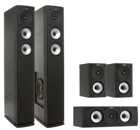 Jamo S626 HCS3 Onkyo TX NR545   7.2 Netzwerk 4K Receiver + Jamo S 626 HCS 3 Boxenset für 699€ (statt 937€)