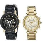 Michael Kors Damen und Herren Uhren im Sale bei Amazon