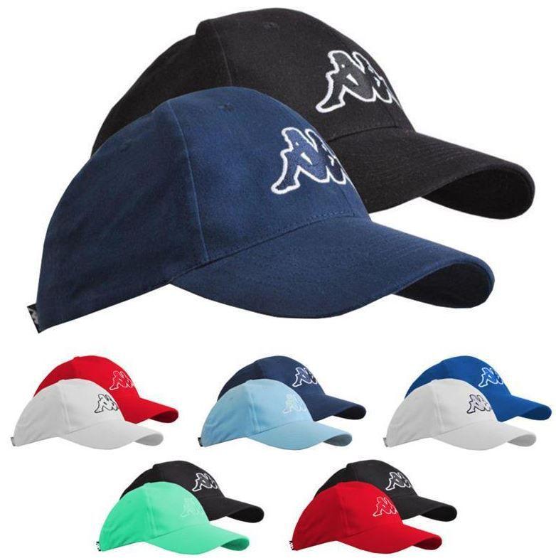 2er Pack Kappa Buntok Unisex Caps für 12,95€