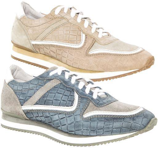 Kingly Sneaker Nebulus Kingly   edel Herren Leder Sneaker für je 59,95€