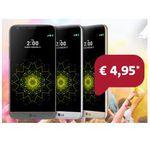 LG G5 Smartphone + Vodafone Allnet + SMS Flat + 1GB Daten ab 24,99€ mtl.