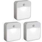 Fehler? 3er Pack Mr Beams LED-Nachtlicht mit Sensor ab 12,97€ (statt 32€)