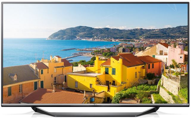 LG 65UF7709  LG 65UF7709   65 Zoll Ultra HD TV für 1.599€   in der Amazon LG Tagesaktion