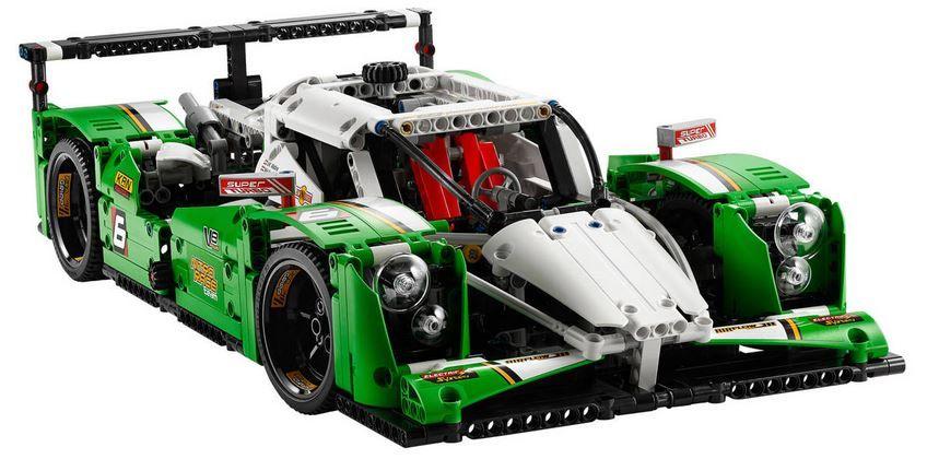Galeria Kaufhof Gutscheincode mit bis zu 15% Rabatt   z.B. Lego Technic Rennwagen + Tuning Set für 89,24€
