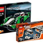 Lego Technic Rennwagen Set für 89,24€ (statt 105€)