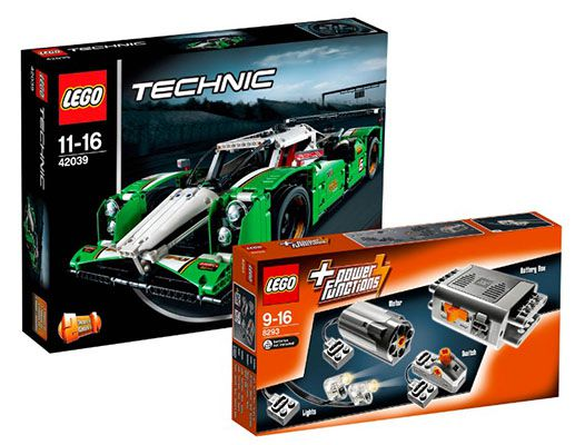 Lego Technik Rennwagen Lego Technic Rennwagen Set für 89,24€ (statt 105€)