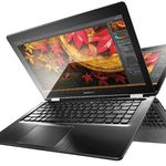 Lenovo YOGA 500 Convertible Full HD Notebook mit Win 8.1 für 429€ (statt 499€)