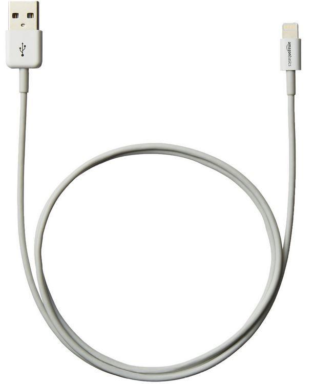 AmazonBasics   Lightning auf USB Kabel 0,9m ab 5,59€