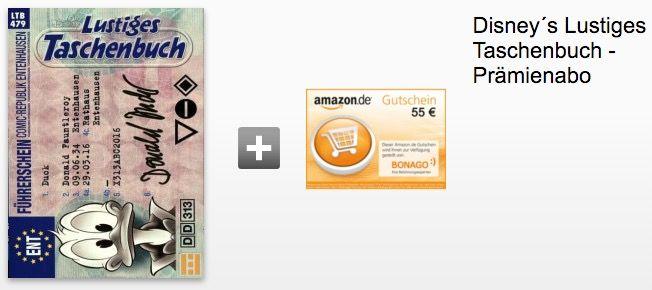 Lustiges Taschenbuch 13 Ausgaben Lustiges Taschenbuch für effektiv 29,50€