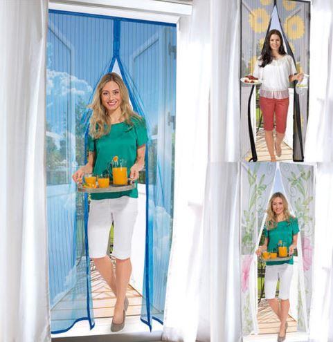 Magic Klick Moskitonetz für Türen nur 7,99€