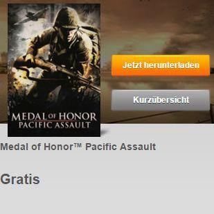 Medal of Honor Vorschau