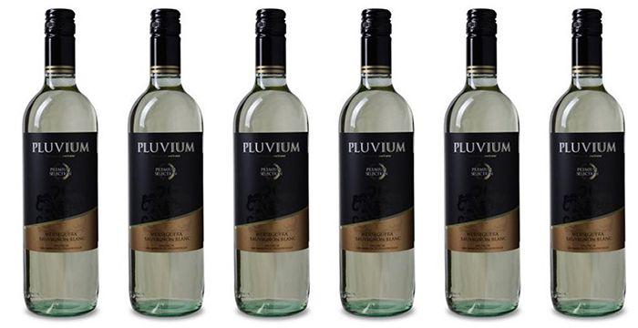 6 Flaschen Pluvium Premium Selection Merseguera Sauvignon für 19,99€ (statt 31€)