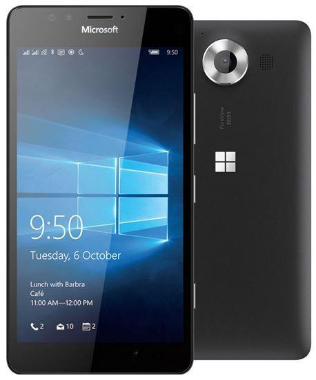 Microsoft Lumia 950   Windows 10 Phone für 260€ (statt 286€)