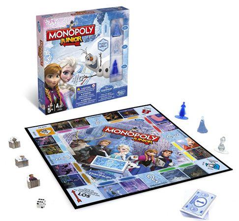 Hasbro Monopoly Junior Disney Die Eiskönigin ab 21,99€ (statt 27€)