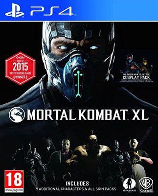 Mortal Kombat XL1 Mortal Kombat XL (PS4) für 35€ (statt 44€)