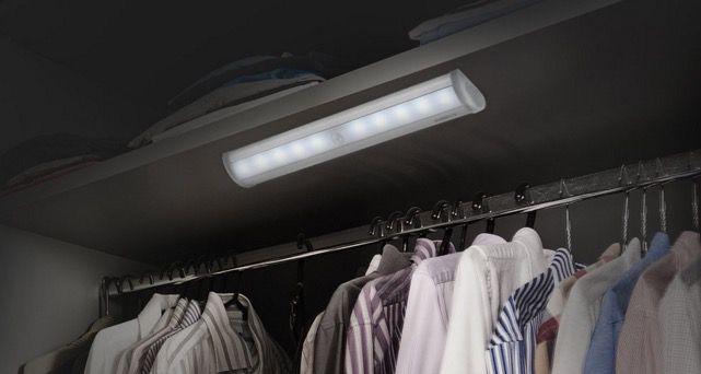 Avantek LED Nachtlicht mit Bewegungsmelder ab 9,99€ (statt 14€)