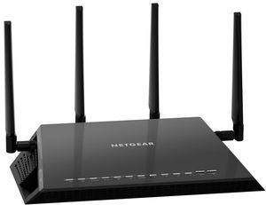 Netgear R7000 100PES Nighthawk AC1900   Dual Band WiFi Gigabit Router für 119€ (statt 141€)