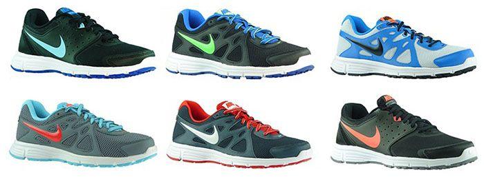 Nike Revolution Sportschuhe für je 28,99€ (statt 45€)