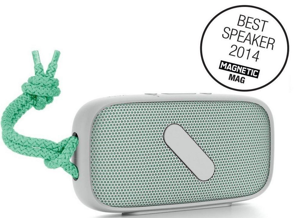NudeAudio Move Super M wasserdichter Bluetooth Lautsprecher ab 9,90€ (statt 20€)