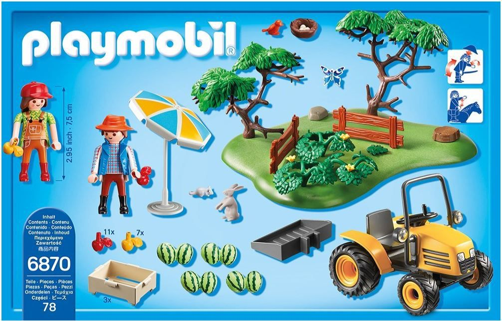 PLAYMOBIL 6870   StarterSet Obsternte ab 10,31€