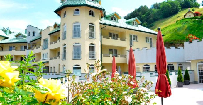 4 8 Tage AREA 47 + 4* Hotel im Öztal + Vollpension ab 269€ p.P.