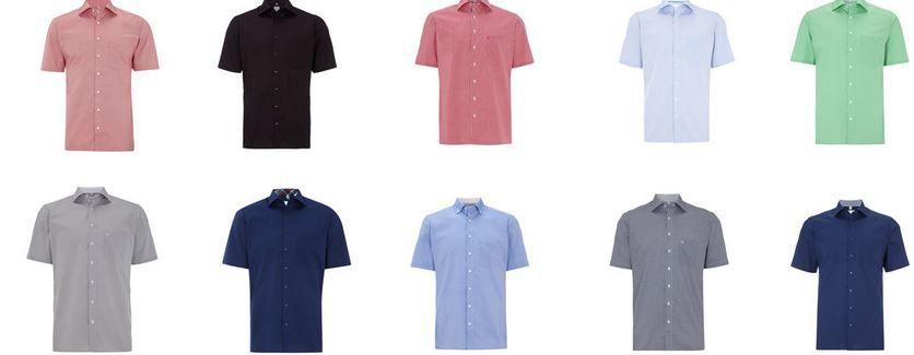 Olymp Modern Fit Business Herren Hemden für je 19,99€