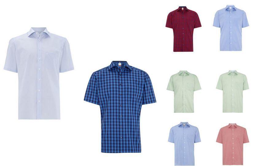 Olymp Herren Hemd Olymp Modern Fit Business Herren Hemden für je 19,99€