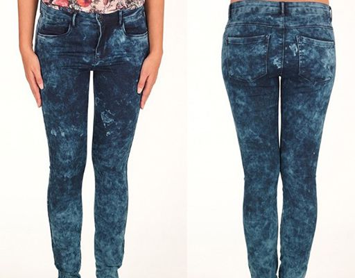 Only Soft Regular Skinny Damen Jeans für 12,94€ (statt 20€)