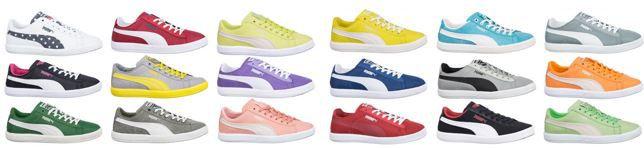 PUMA Archive Lite Unisex PUMA Archive Lite: 13 Modelle Damen und Herren Kult Sneaker für je 25,99€