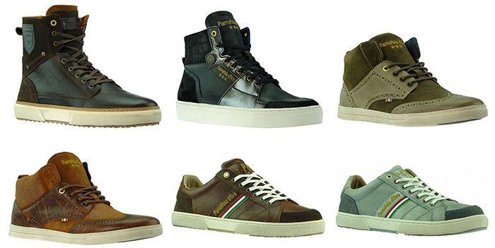 Pantofola Doro Pantofola Doro Herren Sneaker für je 34,99€ (statt 57€)