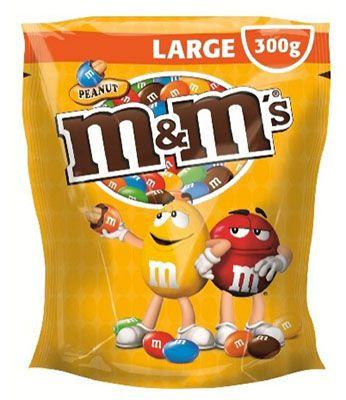 Peanut M&Ms Peanut   1,5kg (5 x 300g) Beutel ab 11,80€