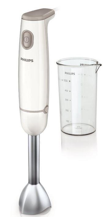 Philips HR1604   Stabmixer mit Zubehör ab 21,99€