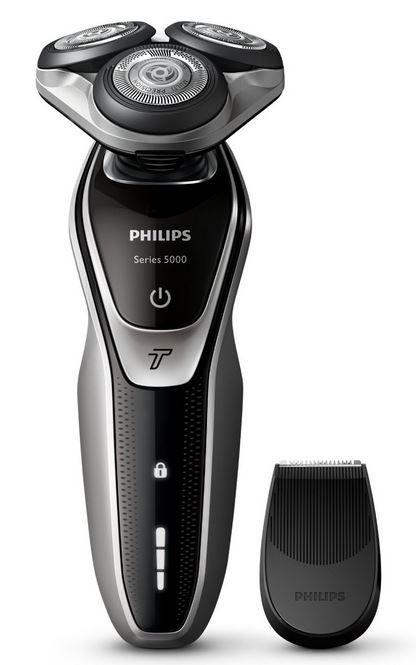 Philips S5320/06 Series 5000   elektro Rasierer und Präzisionstrimmer für 69€ (statt 82€)