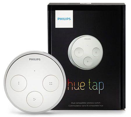 Philips hue tap Lichtschalter für 39,99€ (statt 48€)