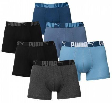 6er Pack Puma Cat Herren Boxershorts für 26,95€ (statt 35€)