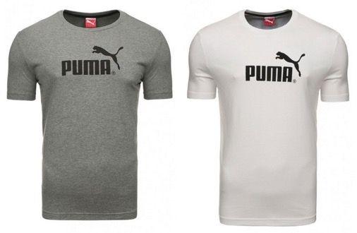 Puma Herren T Shirt Kurzarm für 9,99€ (statt 20€)