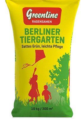 10kg Rasensamen Berliner Tiergarten für 22,45€ (statt 35€)