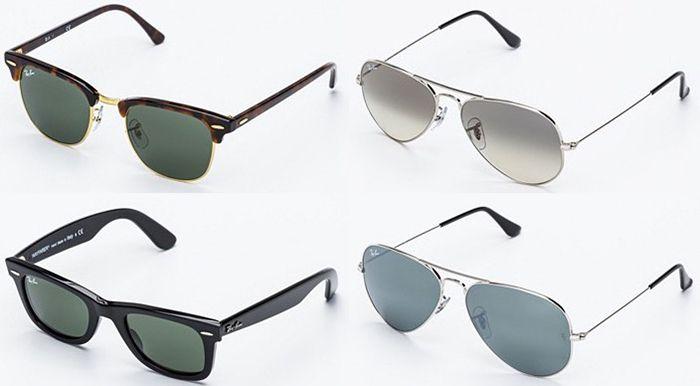 Ray Ban Sonnenbrillen Ray Ban Sonnenbrillen ab 56€ bei Amazon BuyVIP