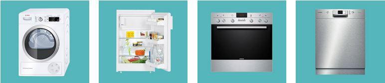 Haushaltsgeräte günstig   mit Liefer & Aufstellservice bei Redcoon