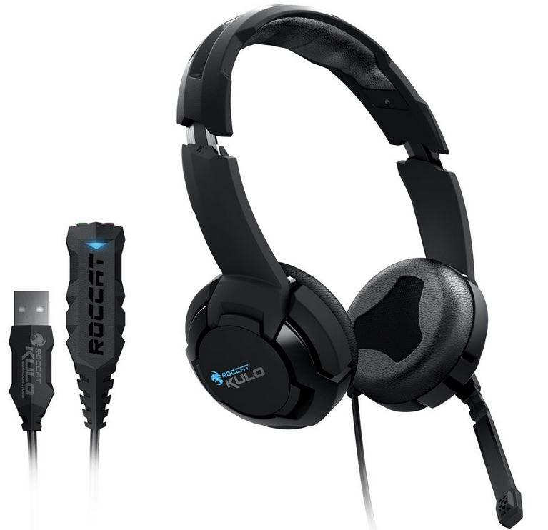 ROCCAT KULO Virtual 7.1 USB Gaming Headset für 44€