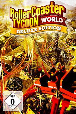 RollerCoaster Tycoon World Preisfehler? RollerCoaster Tycoon World Deluxe Edition Steam Code für 9€ (statt 41€)