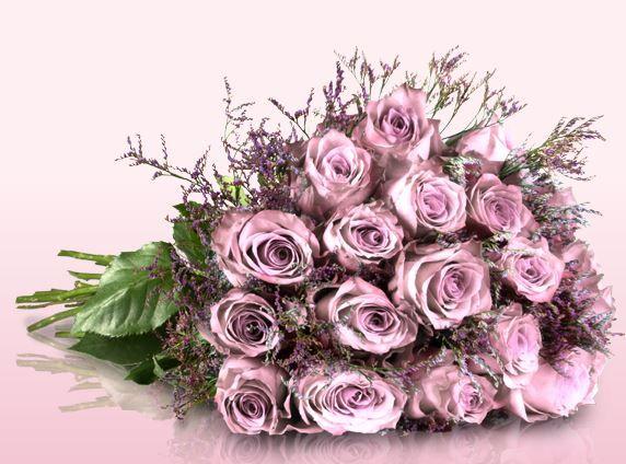 Wonderful Pink   Blumenstrauß mit rosa Rosen für nur 17,90€