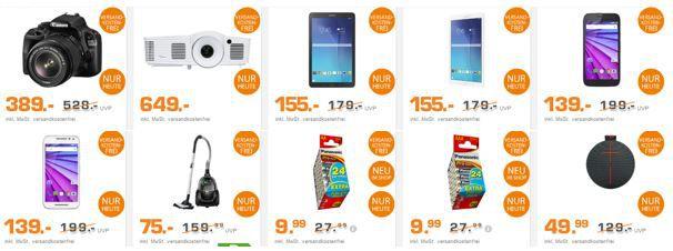 ULTIMATE EARS UE ROLL statt 75€ für 49,99€ und weitere Saturn Super Sunday Deals